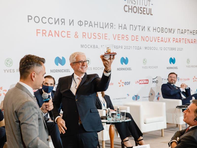 Choiseul 100 Russia